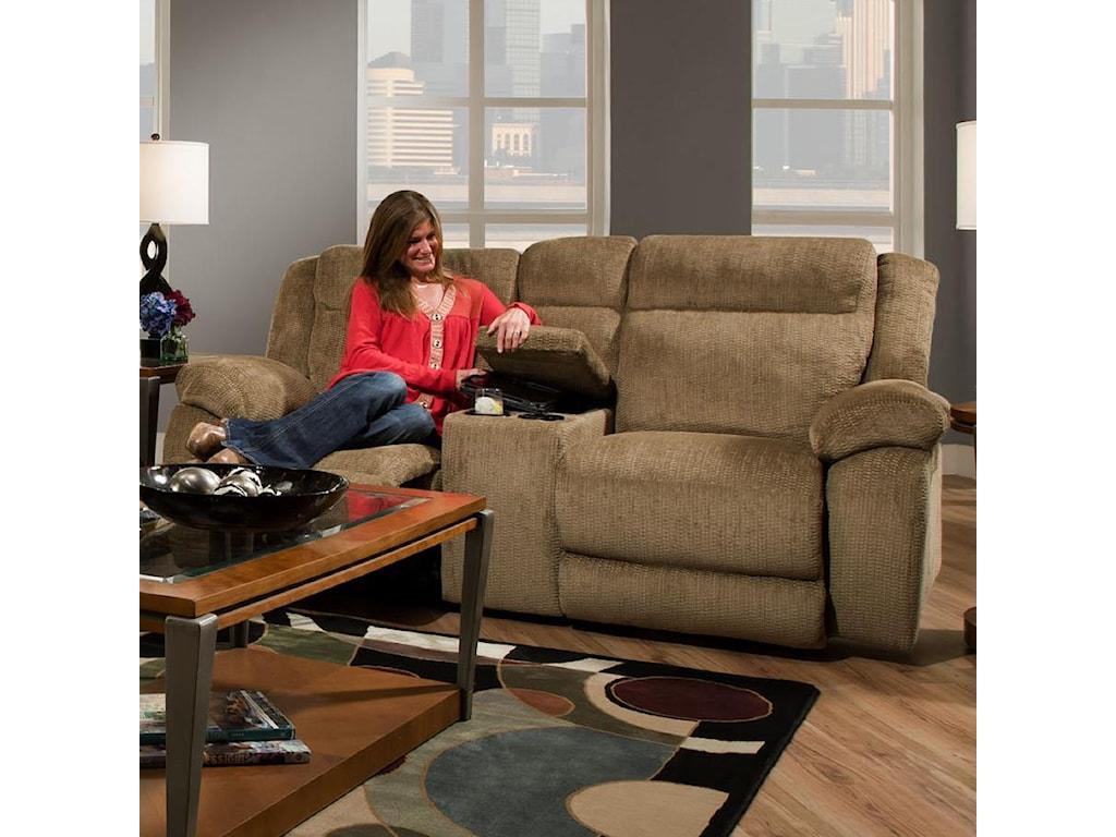 American Furniture AF330Reclining Loveseat