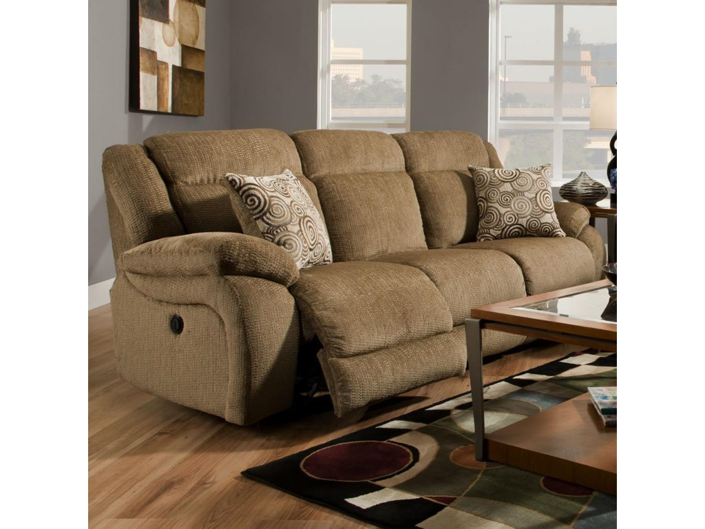 American Furniture AF330Reclining Sofa