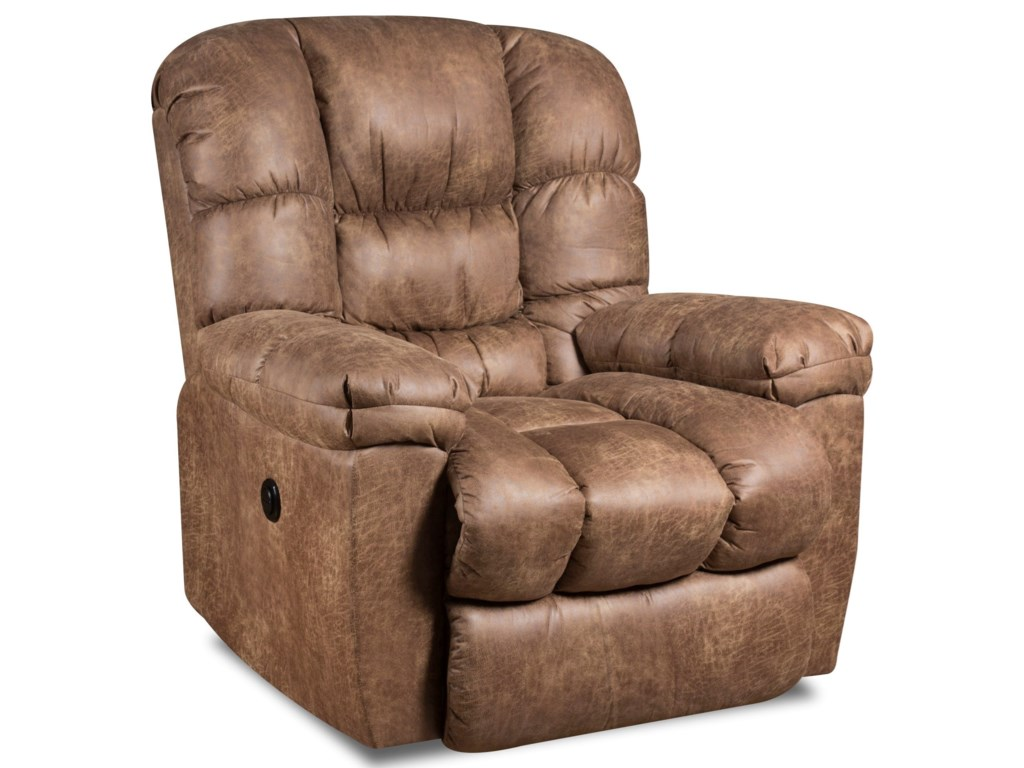 American Furniture 9550 Recliner With Casual Sophisticated Furniture