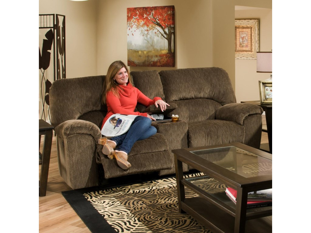 American Furniture AF740Power Reclining Loveseat