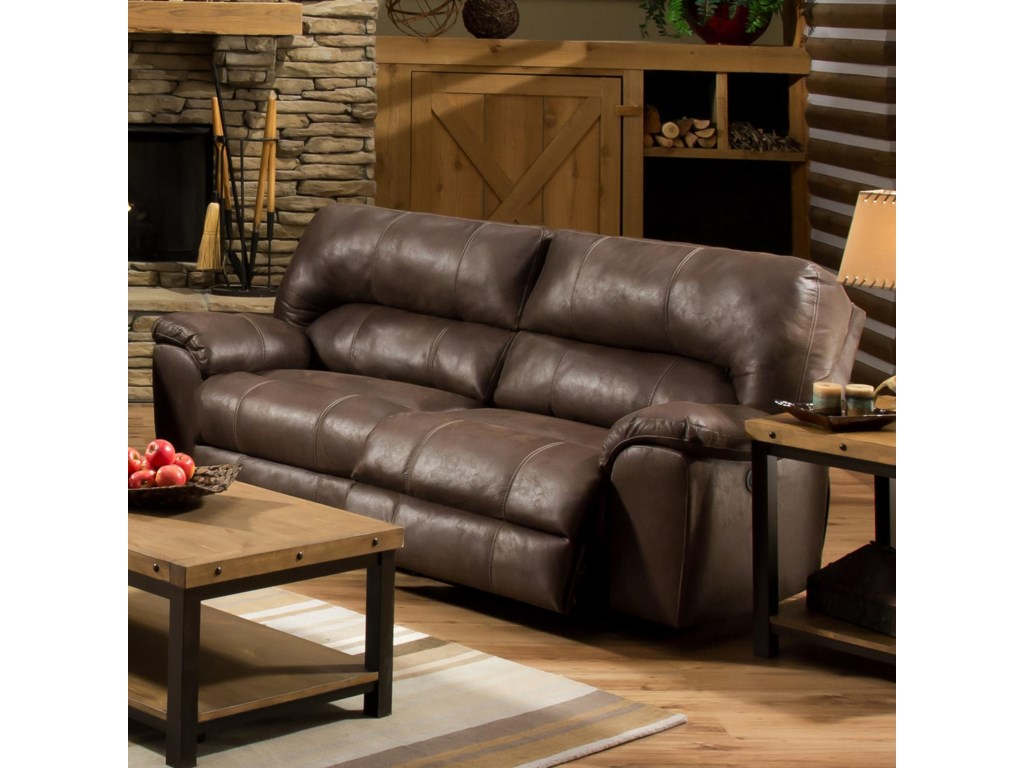 American Furniture AF740Power Reclining Sofa