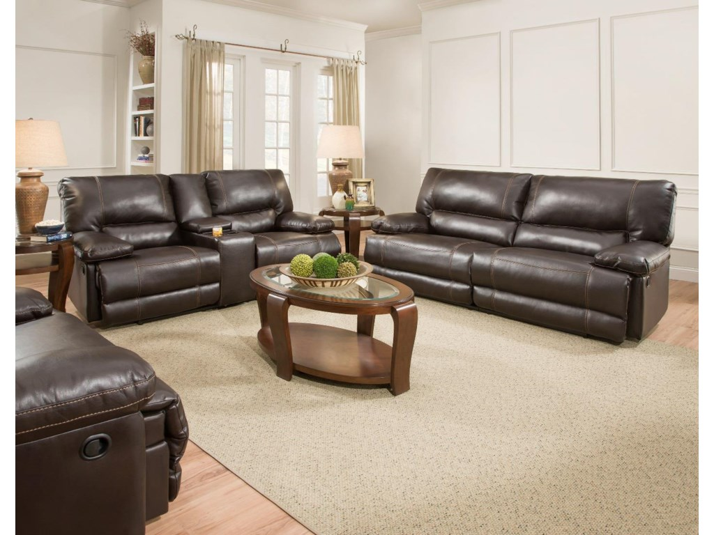 American Furniture AF8500Reclining Sofa