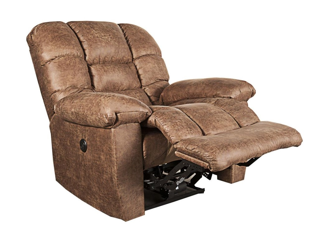 Morris Home Furnishings HughesHughes Power Recliner