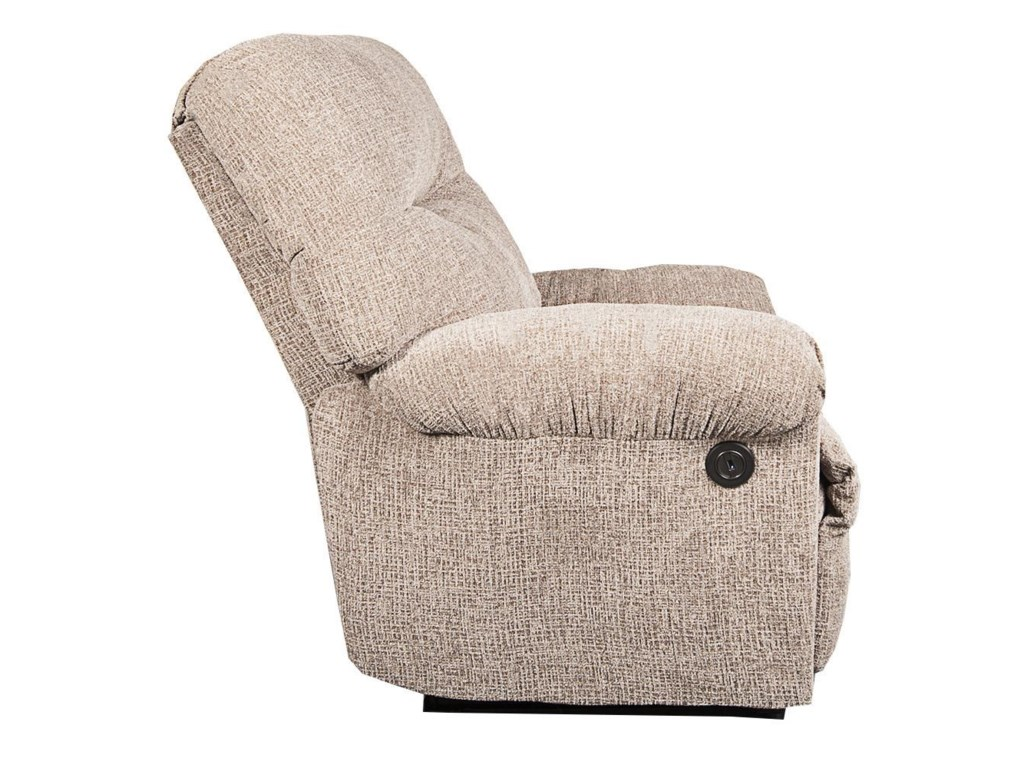 Morris Home Furnishings NorlandNorland Power Recliner