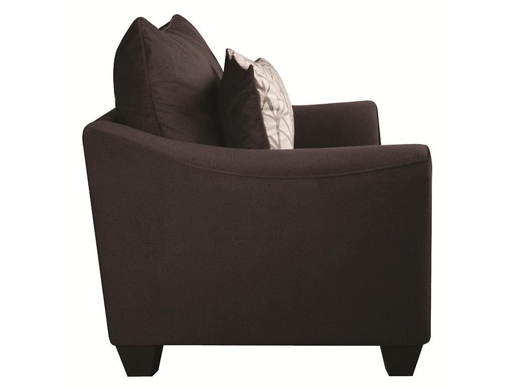 Morris Home Furnishings RachelRachel Casual Chair and a Half