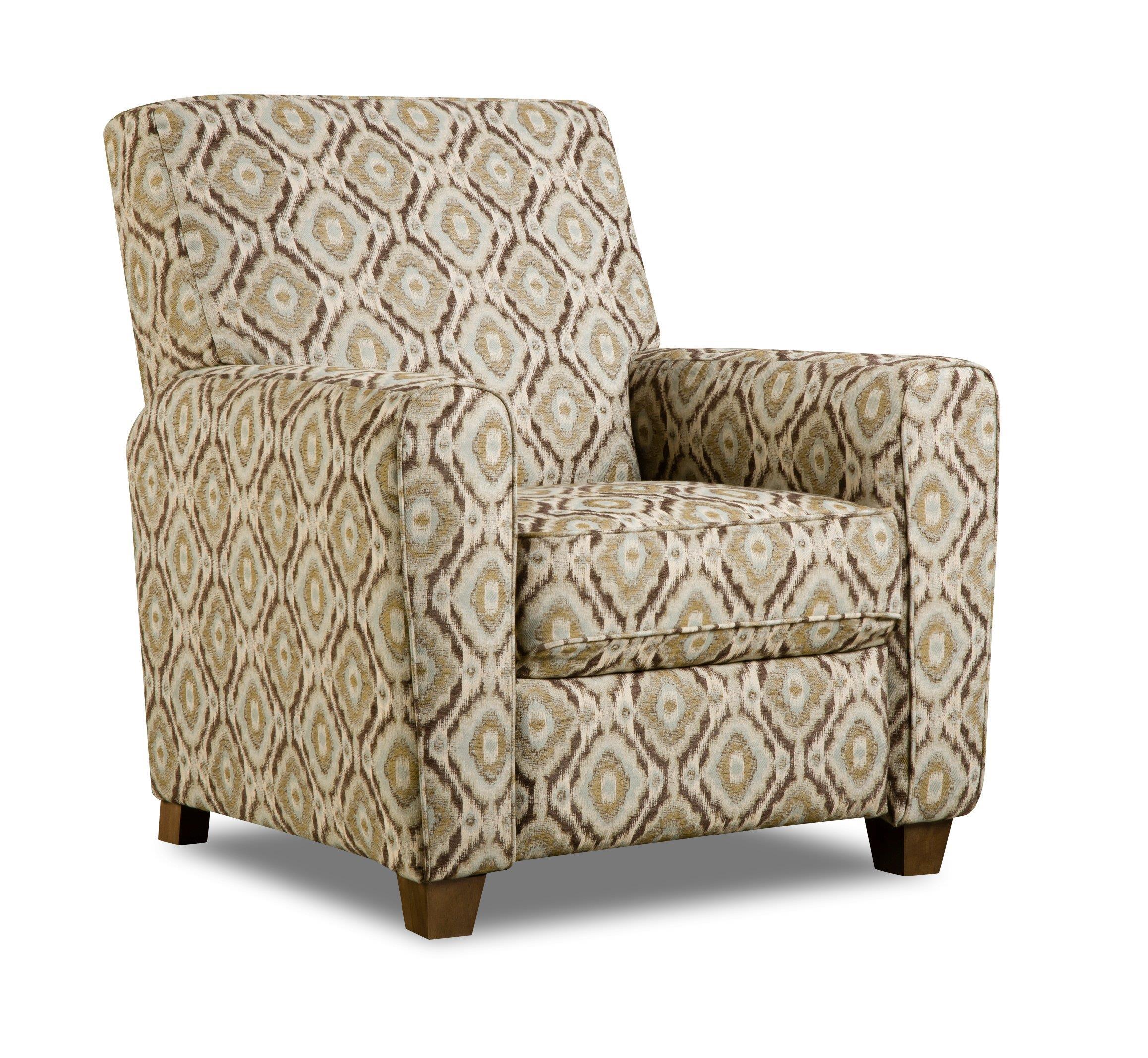 Delicieux American Furniture Recliners Low Leg Retro Accent Recliner