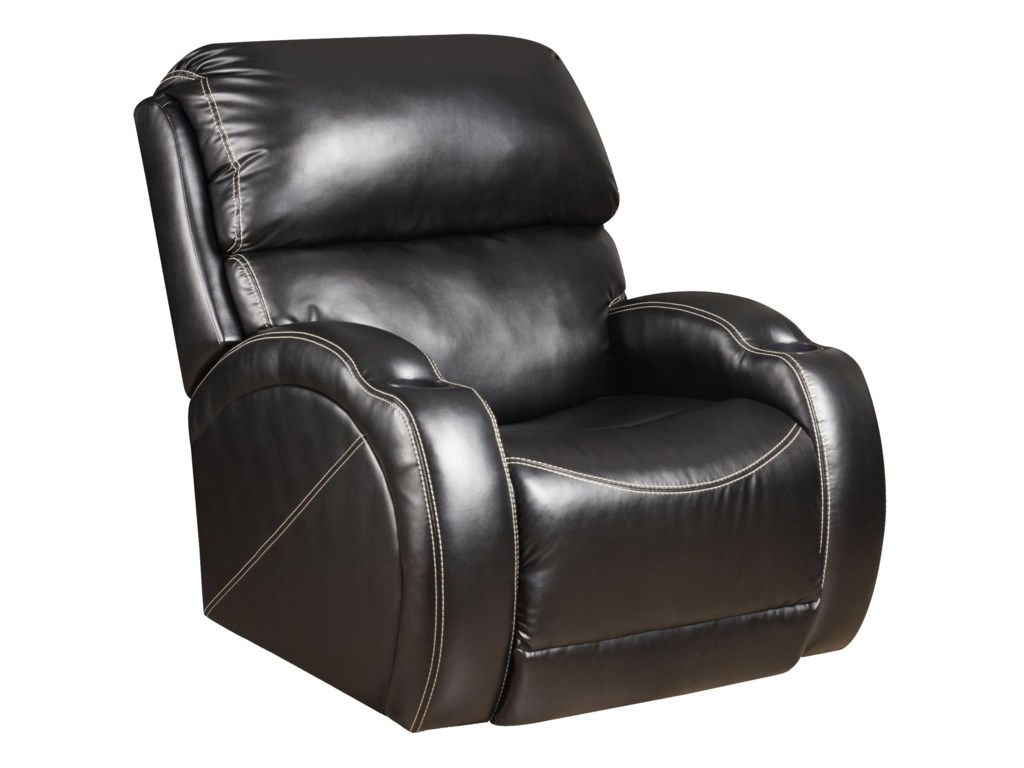 American Furniture Recliners Recliner With Cup Holders