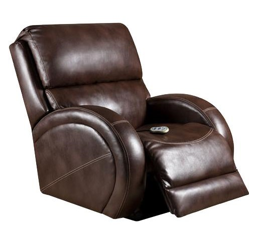 Recliner Shown May Not Represent Exact Features Indicated. This Item is NOT a Power Recliner and Does Note Include a Remote.