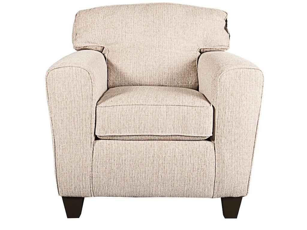 Morris Home Furnishings RexannaRexanna Chair