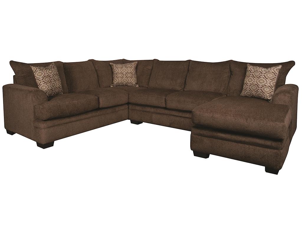 Walter Walter Contemporary Sectional Sofa