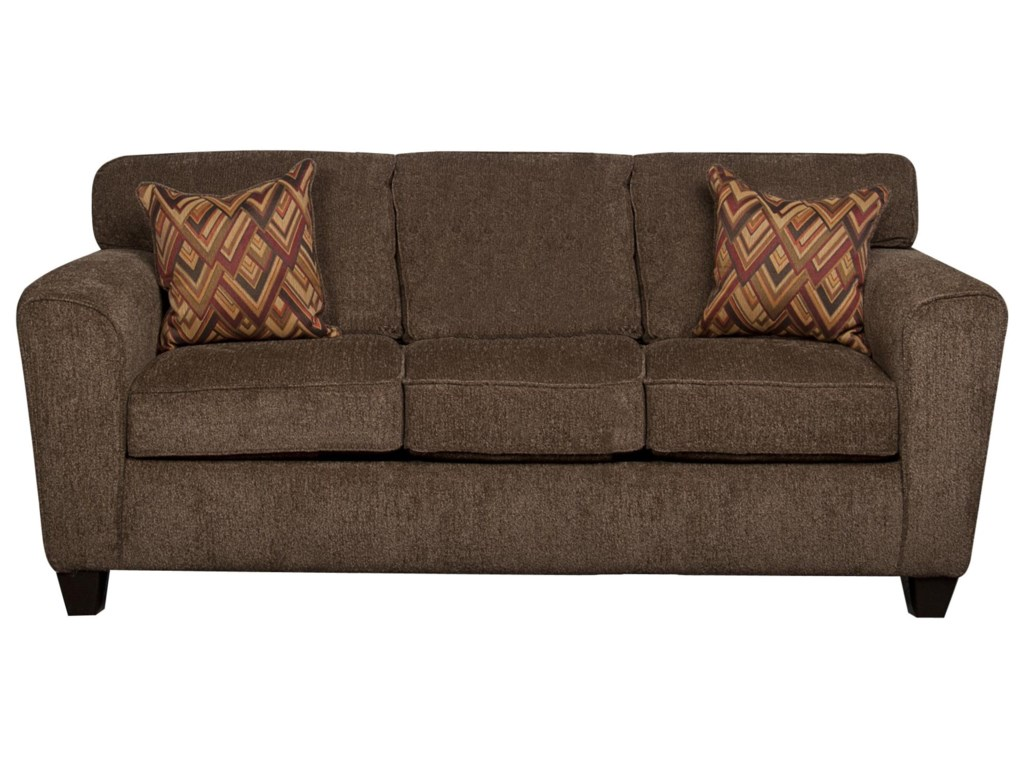 Peak Living WilsonWilson Sofa with Accent Pillows