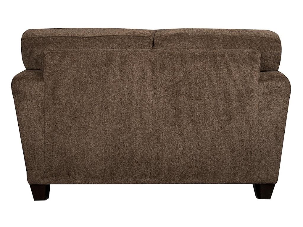 American Furniture WilsonWilson Contemporary Loveseat