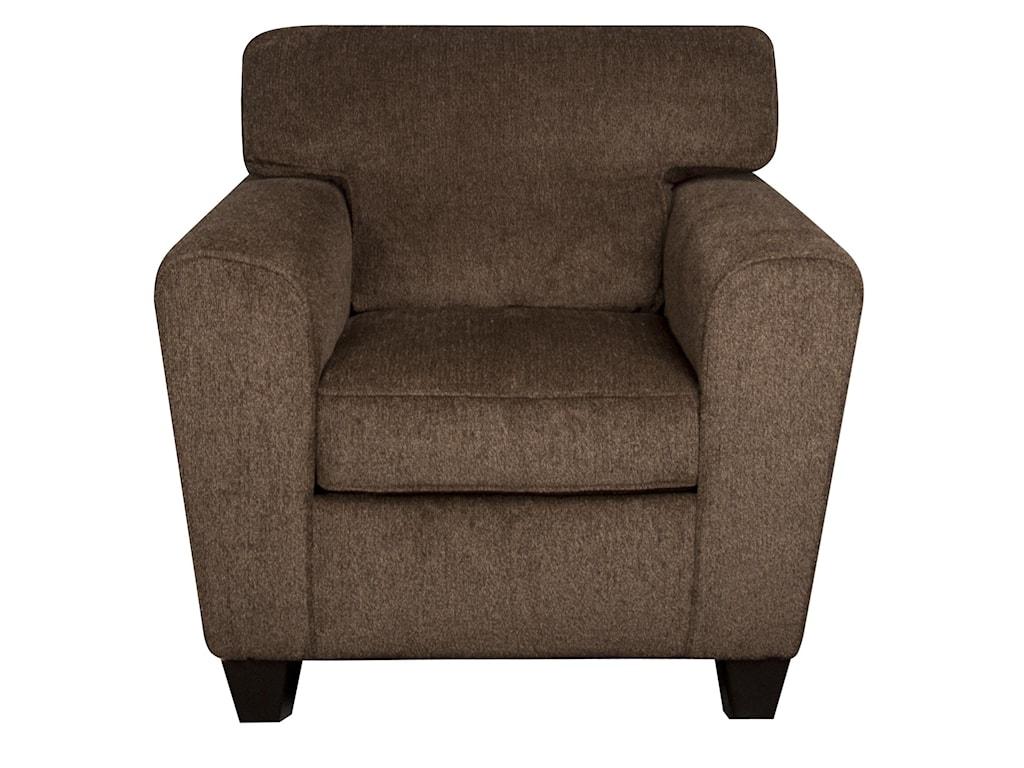 Morris Home Furnishings WilsonWilson Chair