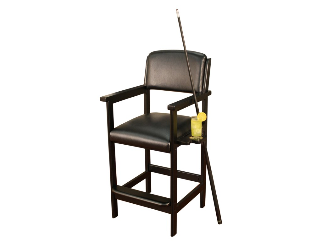 American Heritage Billiards Bar StoolsSpectator Chair