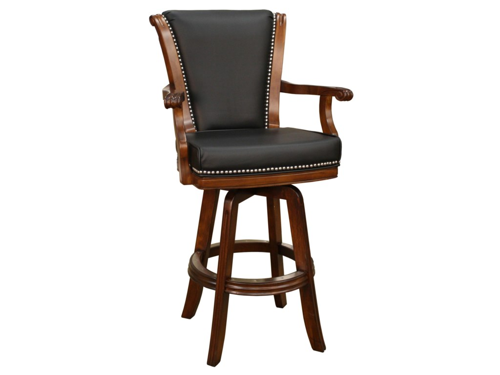 American Heritage Billiards Bar Stools32