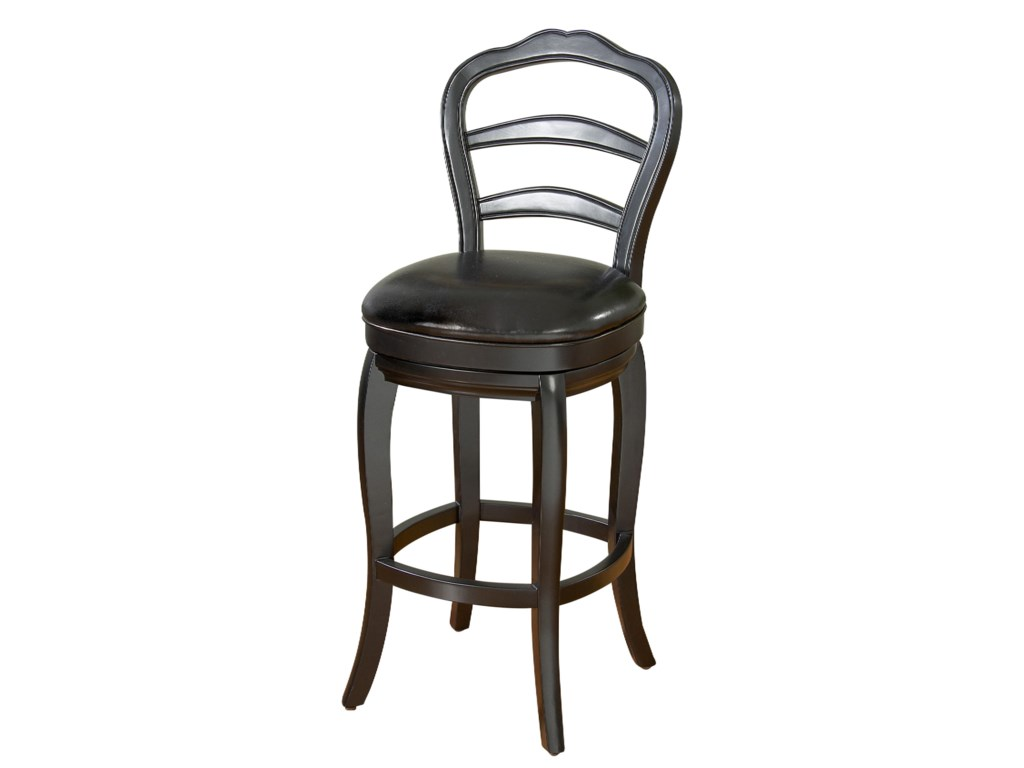 American Heritage Billiards Bar Stools26'' Milan Bar Stool