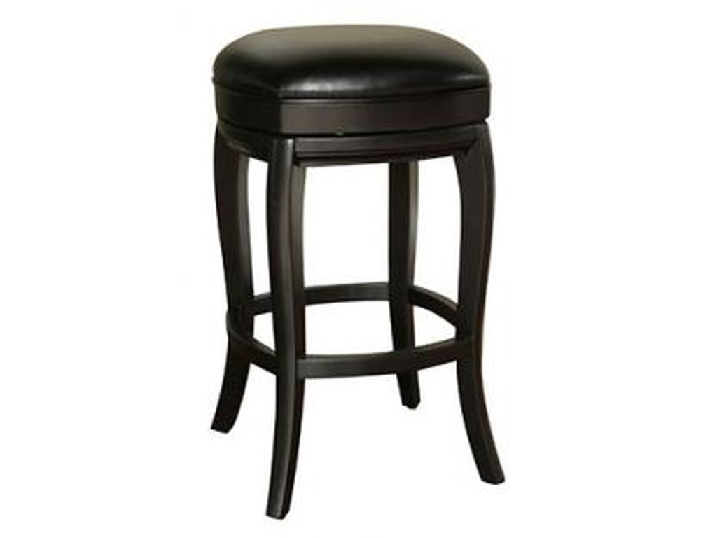 American Heritage Billiards Bar Stools30'' Madrid Bar Stool