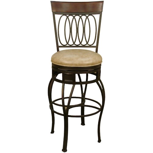 American Heritage Billiards Bar Stools 30