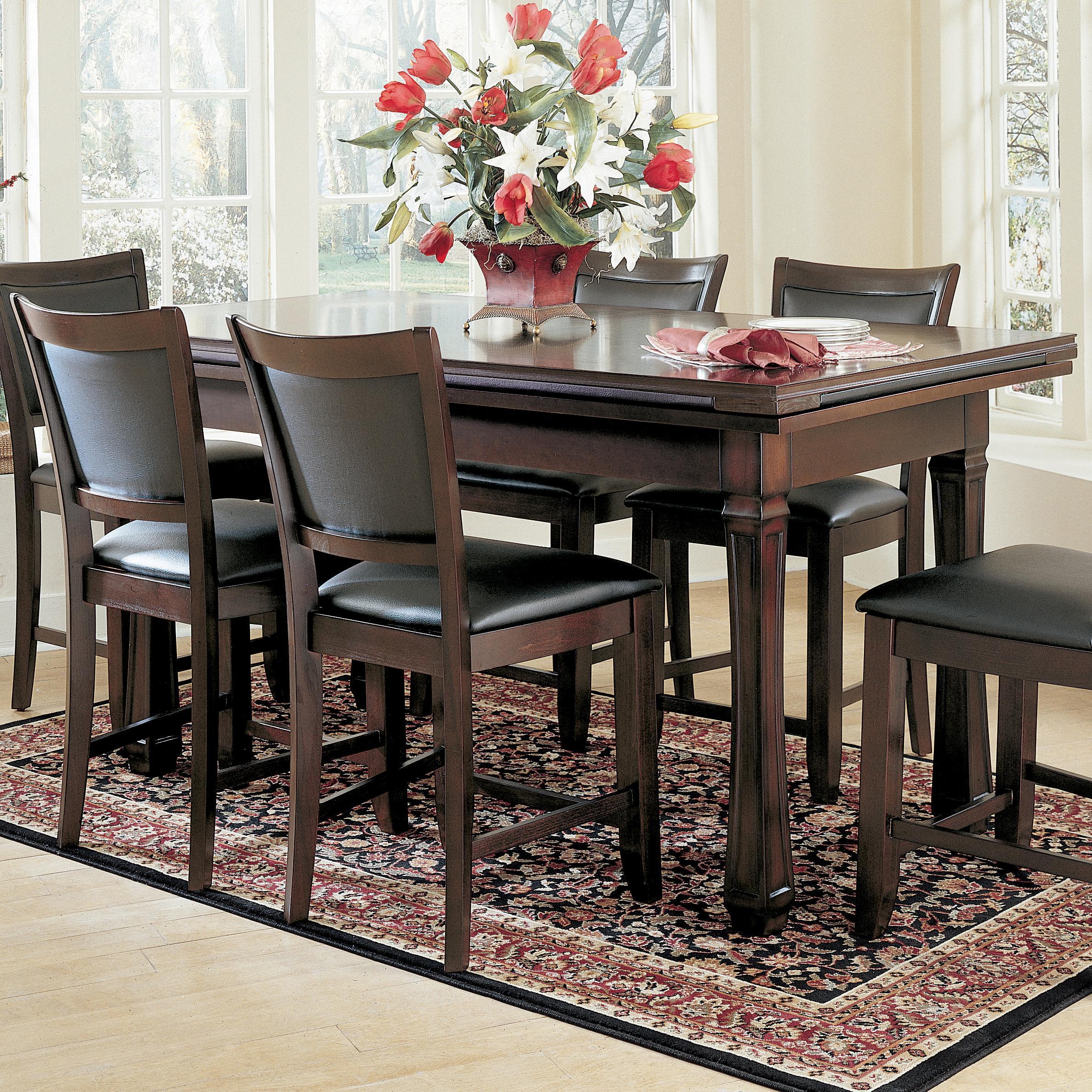 American Heritage Billiards Burlington High Tops Craps Table   Becker  Furniture World   Game Table