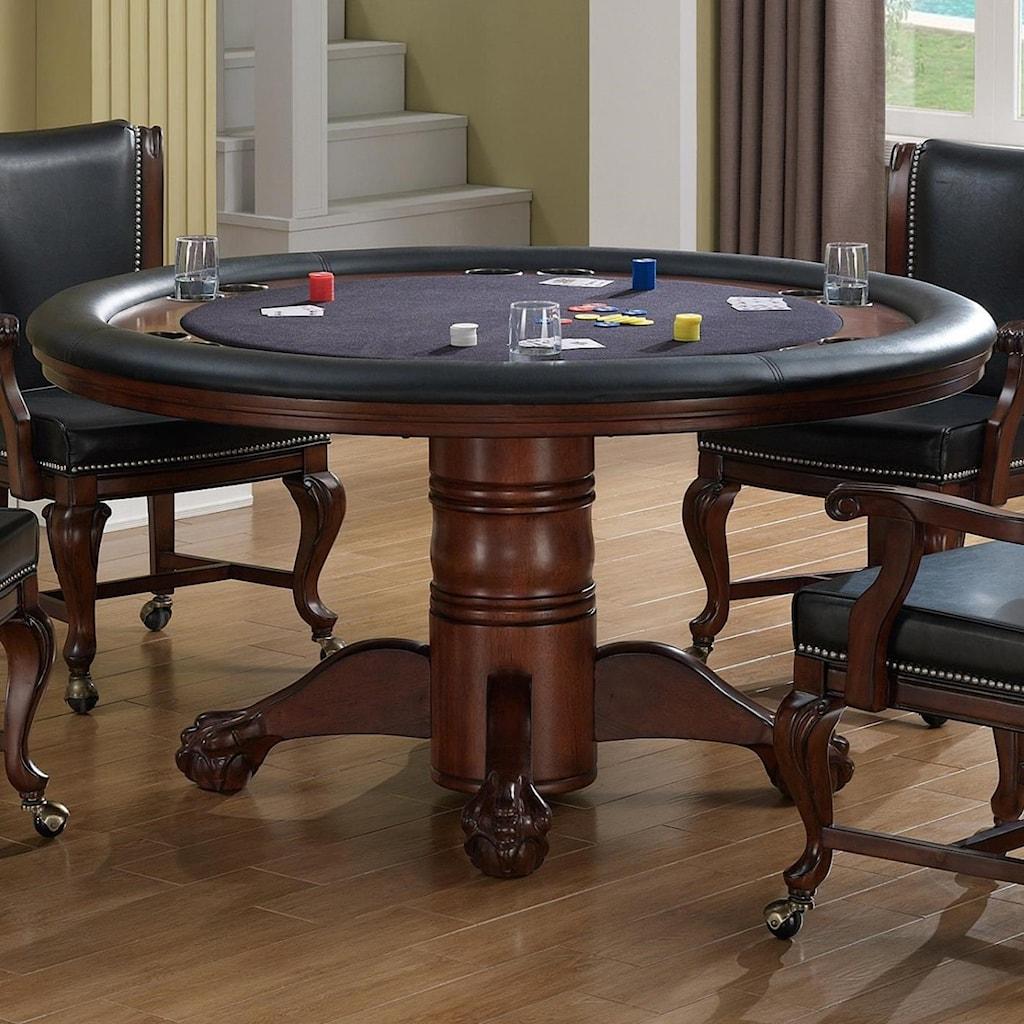 American Heritage Billiards Full House Full House Poker Table