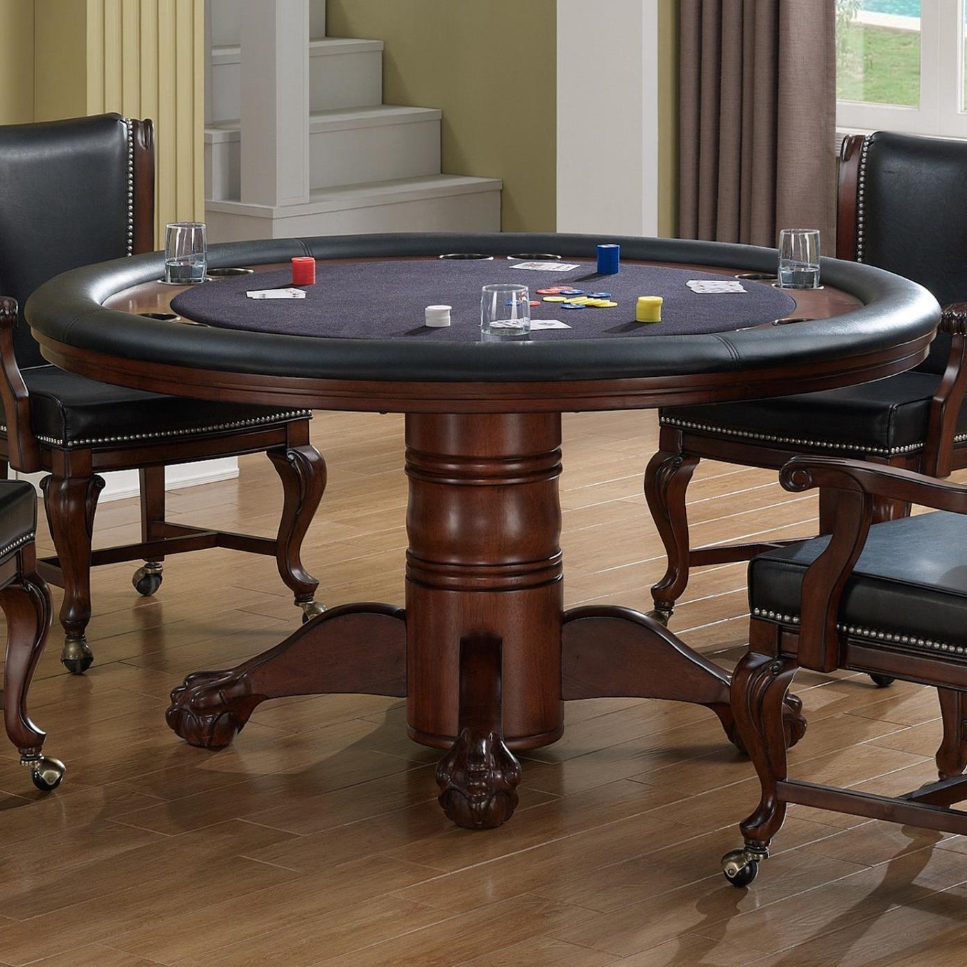American Heritage Billiards Full HouseFull House Poker Table ...