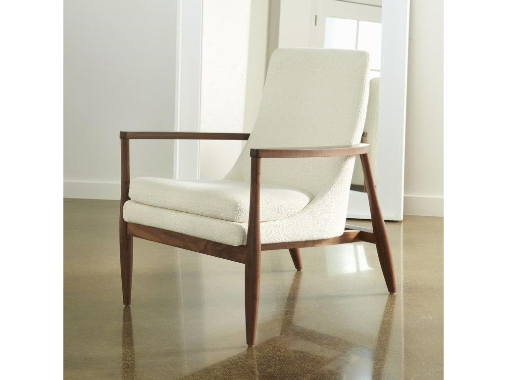 American Leather AaronAccent Chair