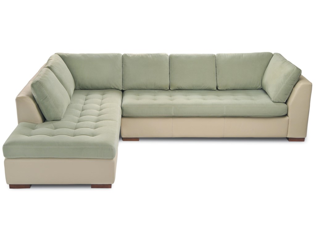 American Leather AstoriaSectional Sofa