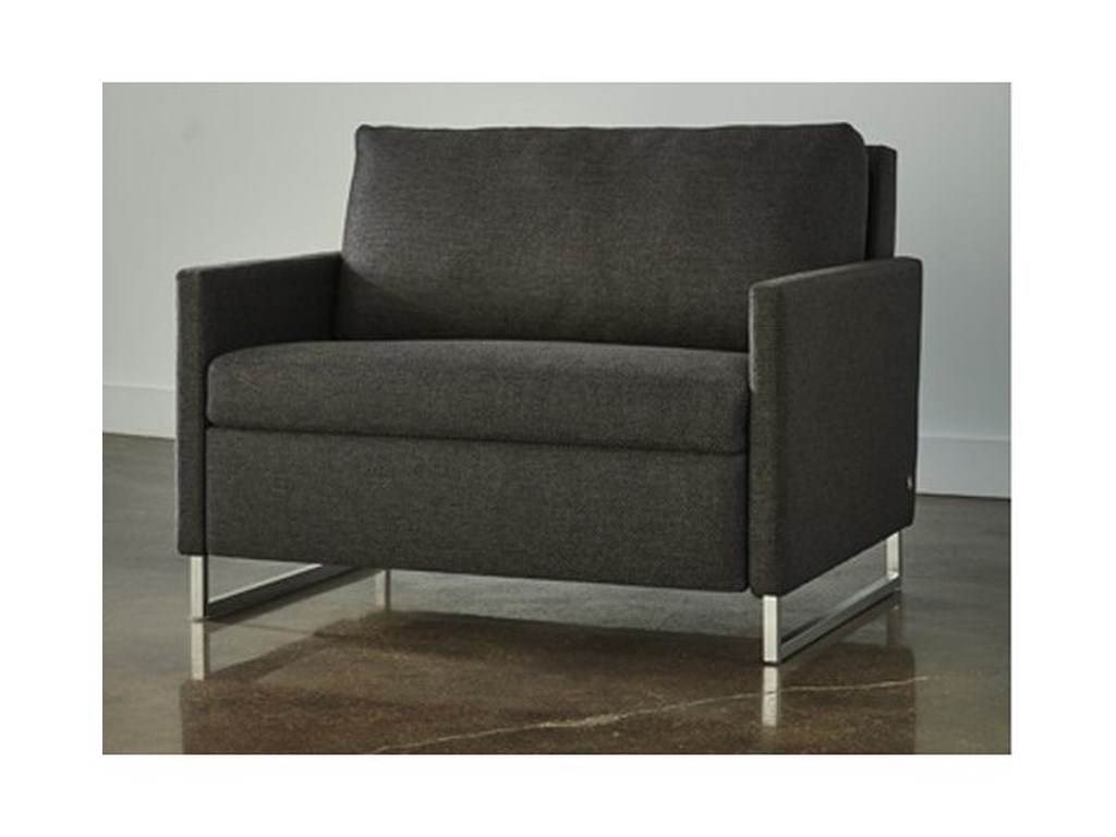 American Leather Breckintwin Sleeper Sofa