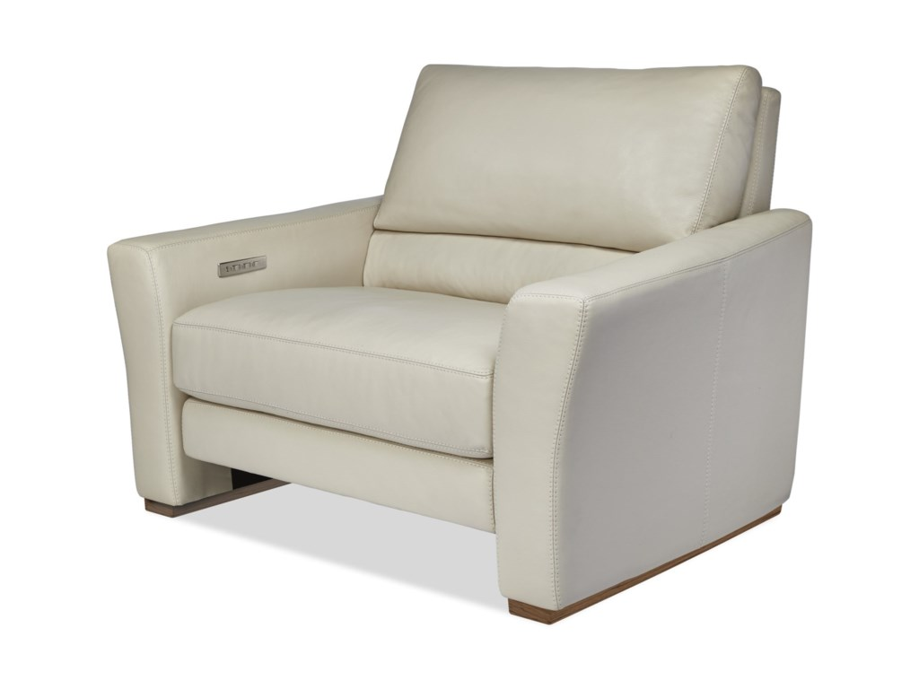 American Leather BryantPower Reclining Chair and a Half