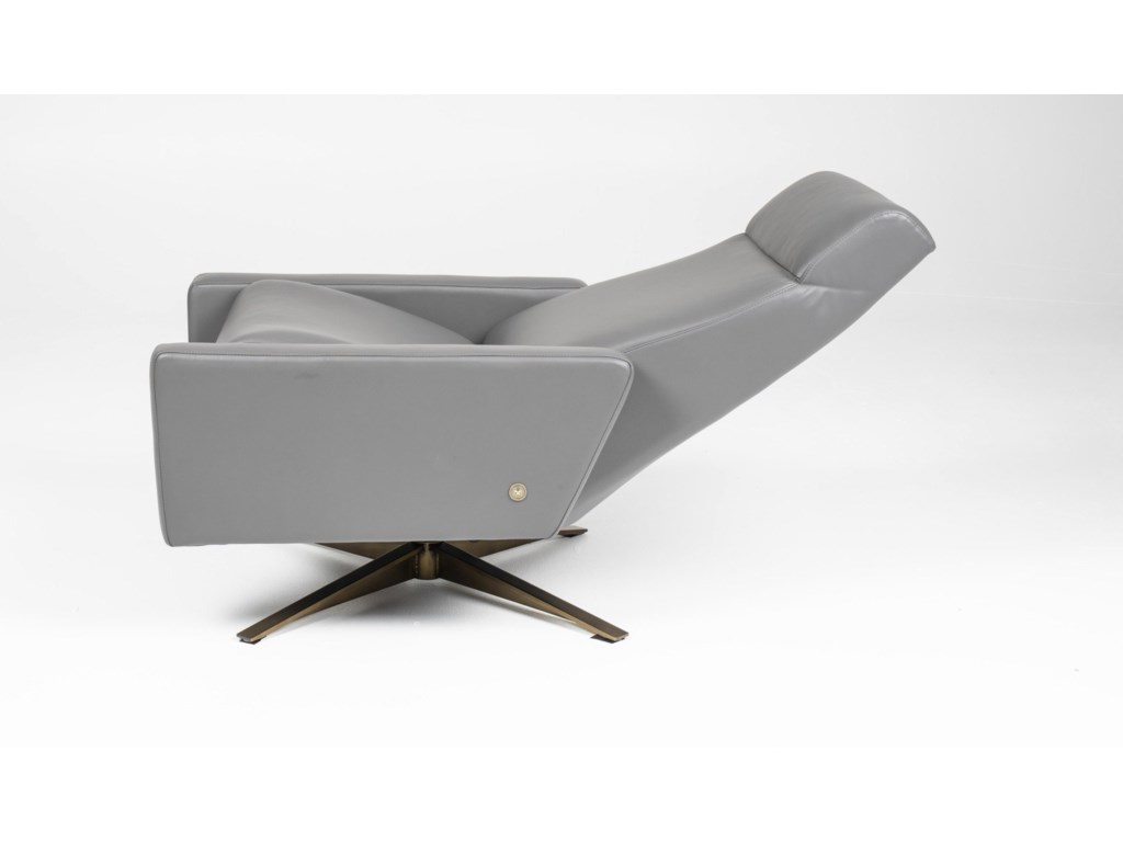 American Leather CloudStandard Pushback Chair