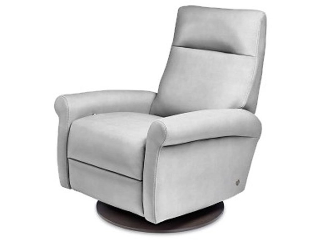 American Leather Comfort Recliner-AdaPower Recliner