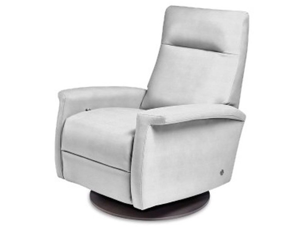 American Leather Comfort Recliner-EvaPower Recliner