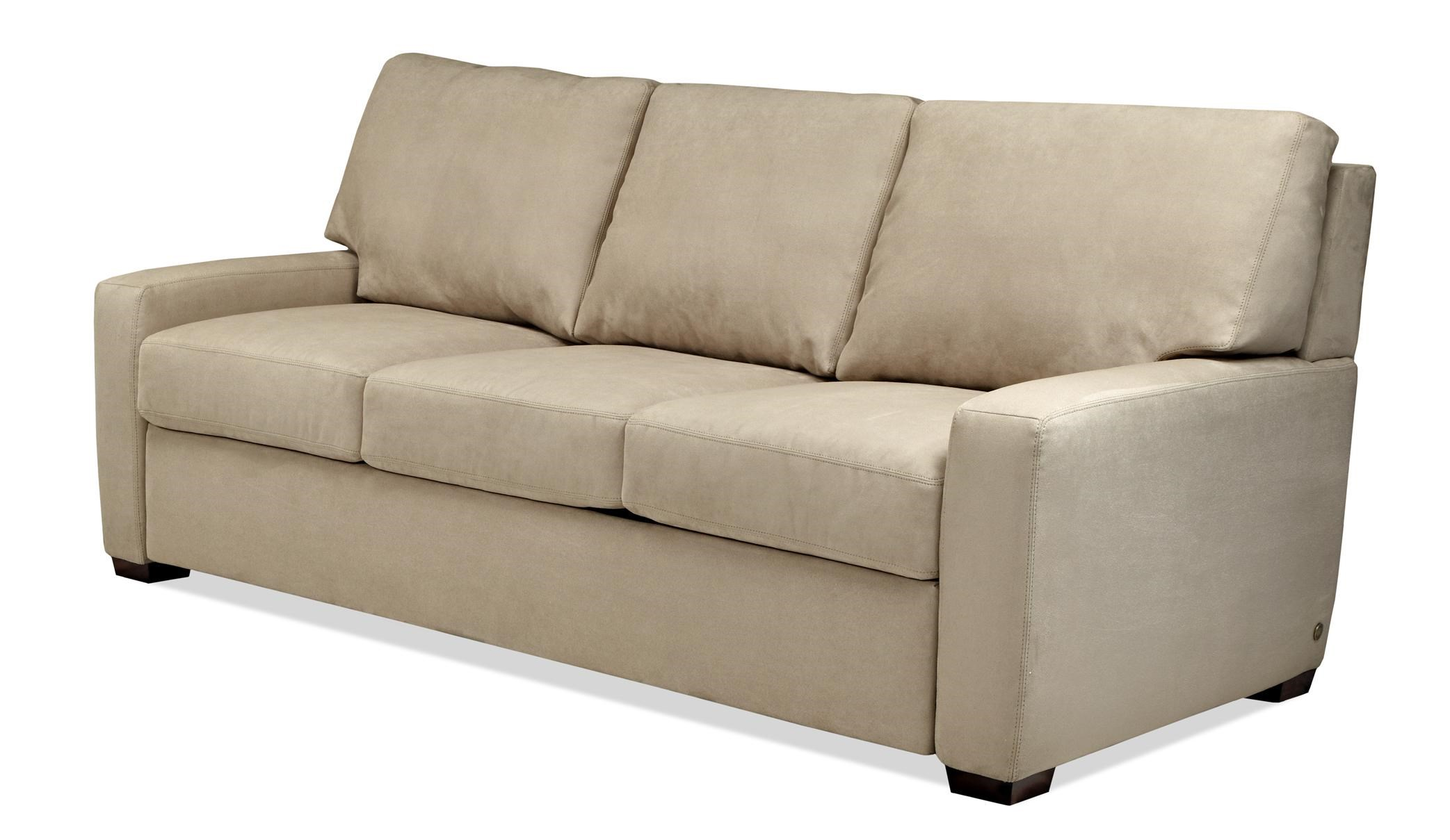 American Leather Comfort Sleeper   Cassidy Track Arm Queen Plus Sofa  Sleeper   Becker Furniture World   Sofa Sleeper