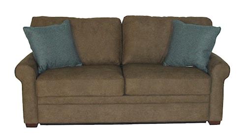 American Leather fort Sleeper Gina Queen Size Sleeper Sofa