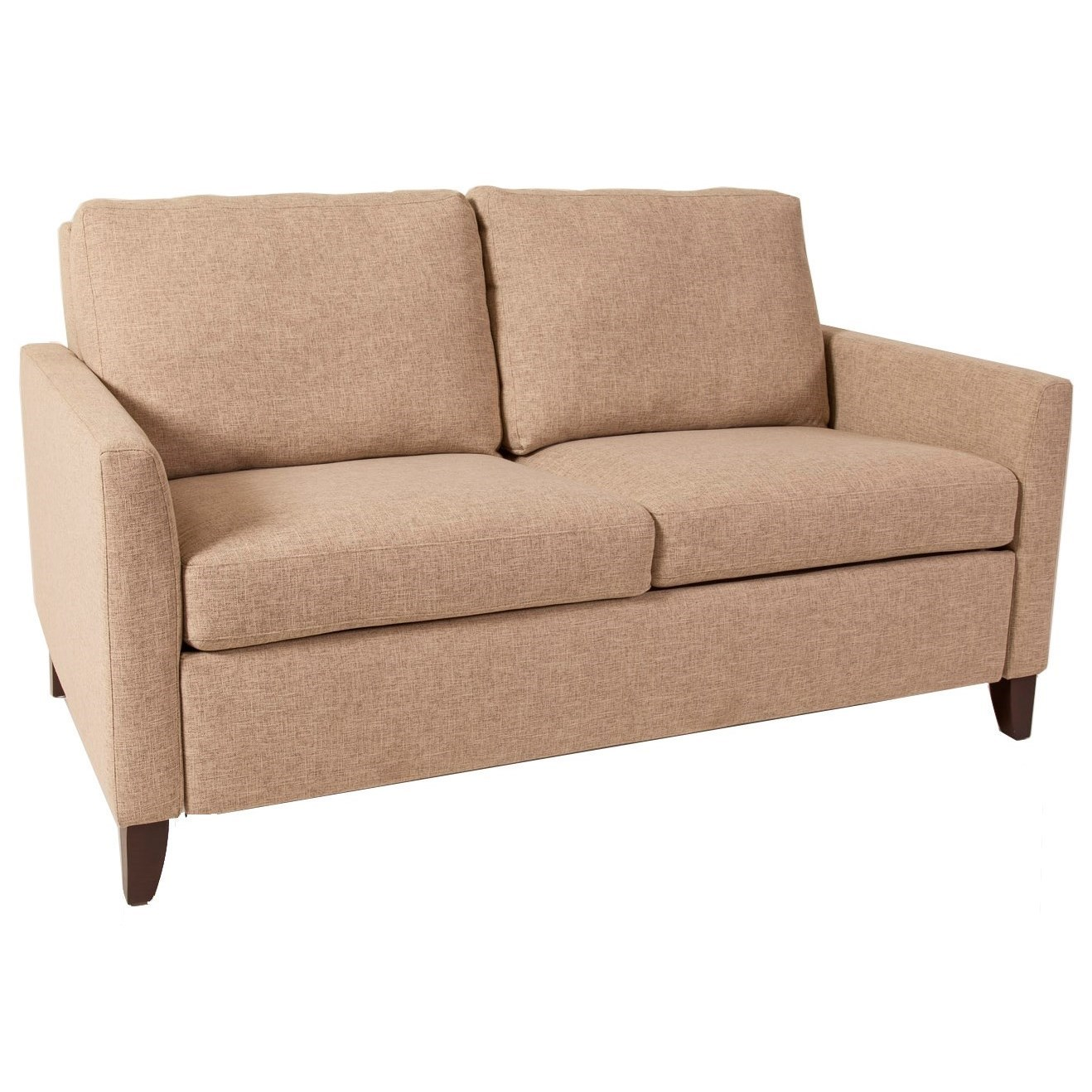 American Leather Comfort Sleeper   Hannah Contemporary Full Sofa Sleeper    Baeru0027s Furniture   Sleeper Sofas