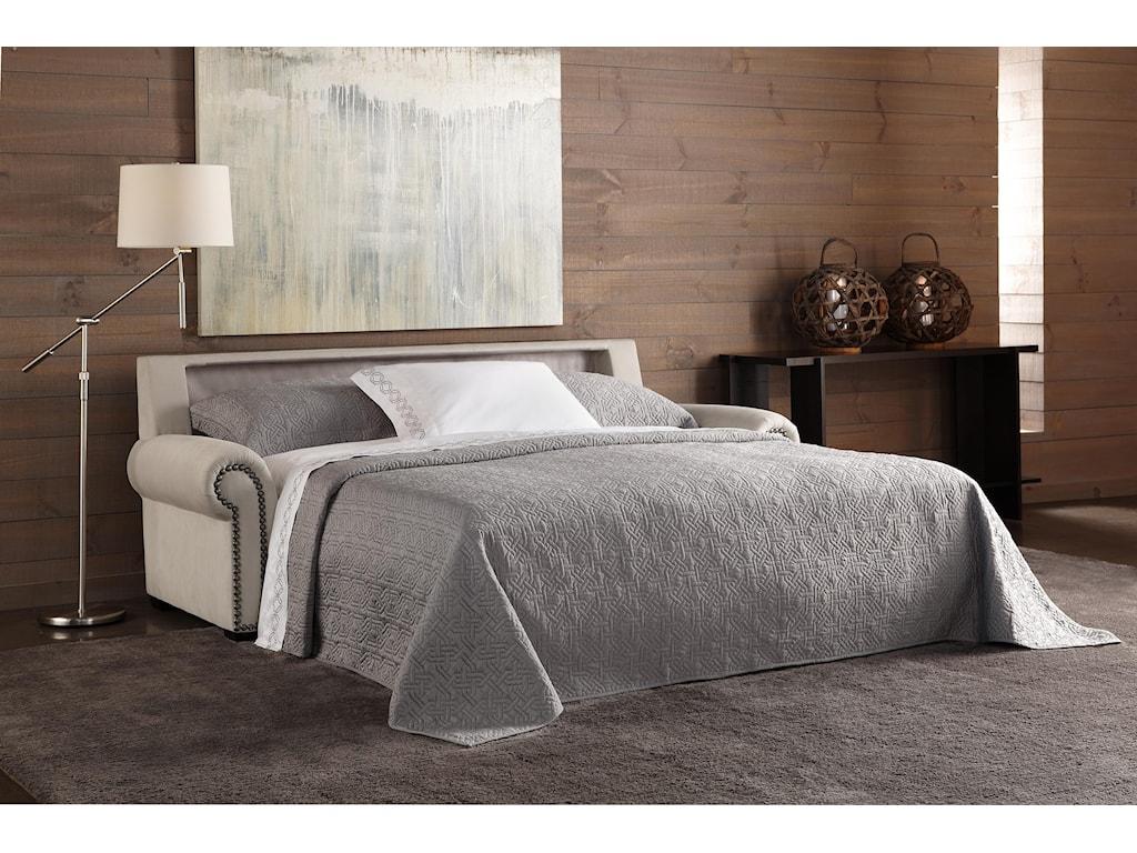 American Leather Comfort Sleeper - MakaylaQueen Plus Sofa Sleeper