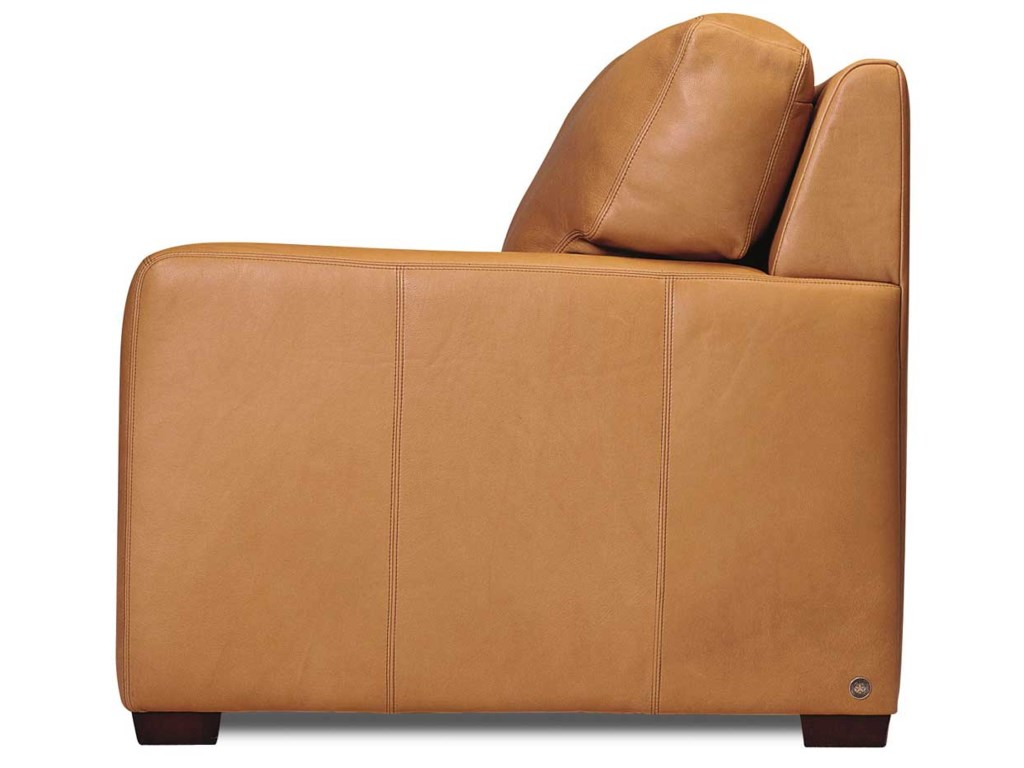 American Leather CarsonLeather Sofa Sleeper