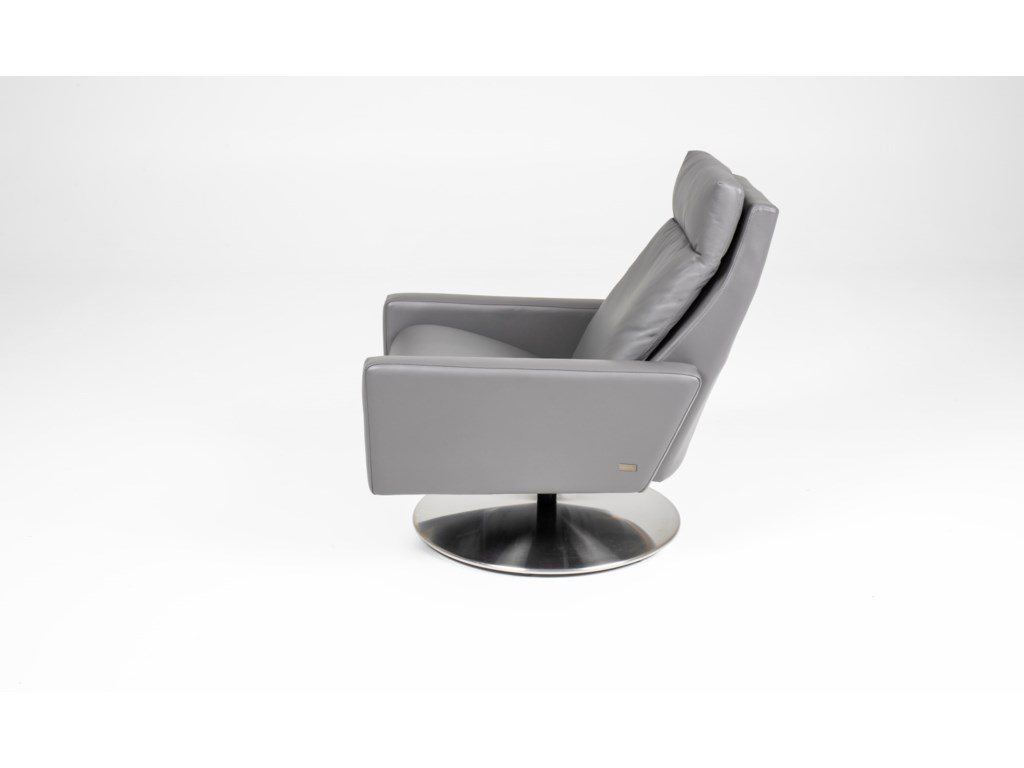 American Leather CumulusLarge Pushback Chair