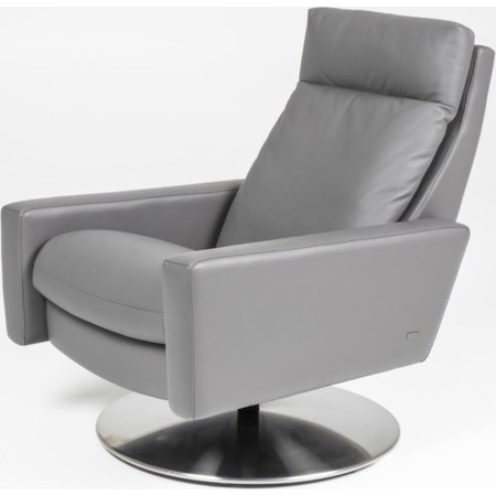 Extra Large Pushback Chair