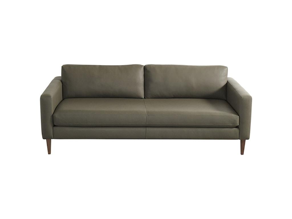 American Leather Petite Track Arm - PersonalizePetite Track Arm Sofa