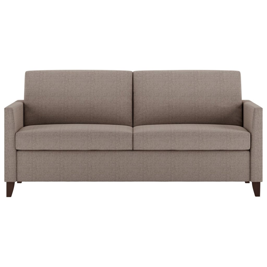American Leather Harris Queen Comfort Sleeper Sofa Saugerties