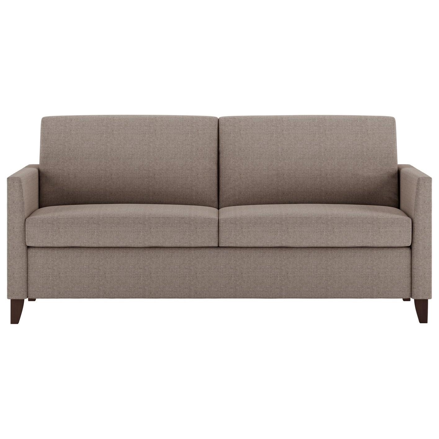 Merveilleux American Leather HarrisQueen Size Sleeper Sofa ...
