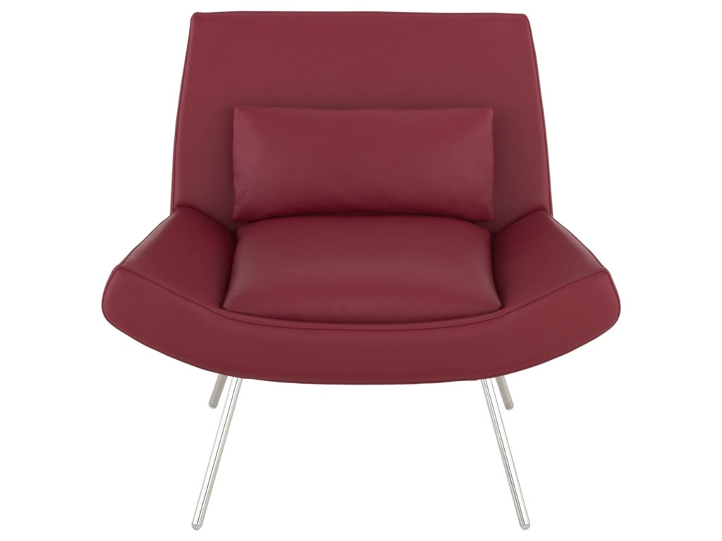 American Leather JakeAccent Chair