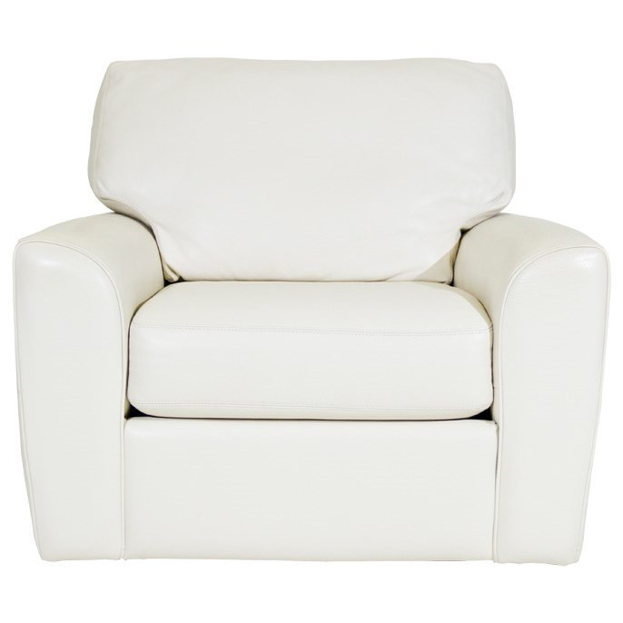 American Leather KadenSwivel Chair