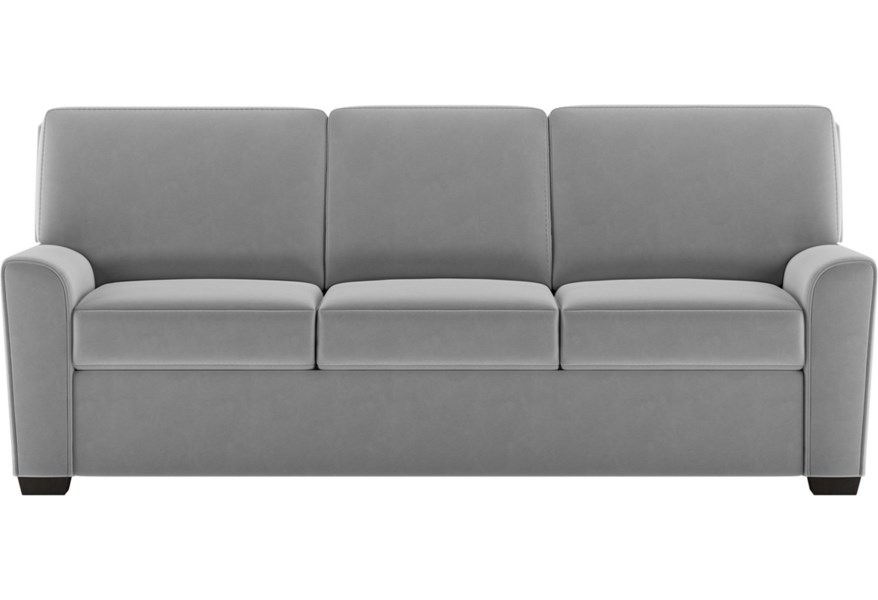 American Leather Klein King Size Comfort Sleeper Sofa Jacksonville Furniture Mart Sleeper Sofas