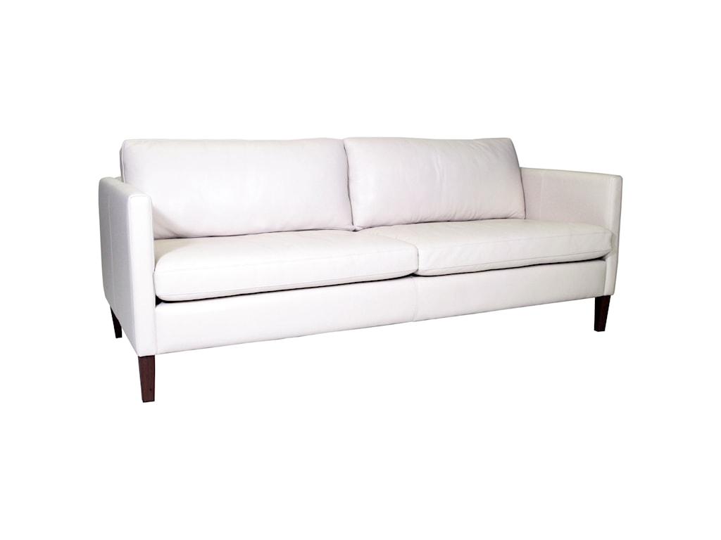 American Leather MiloSmall Scale Sofa
