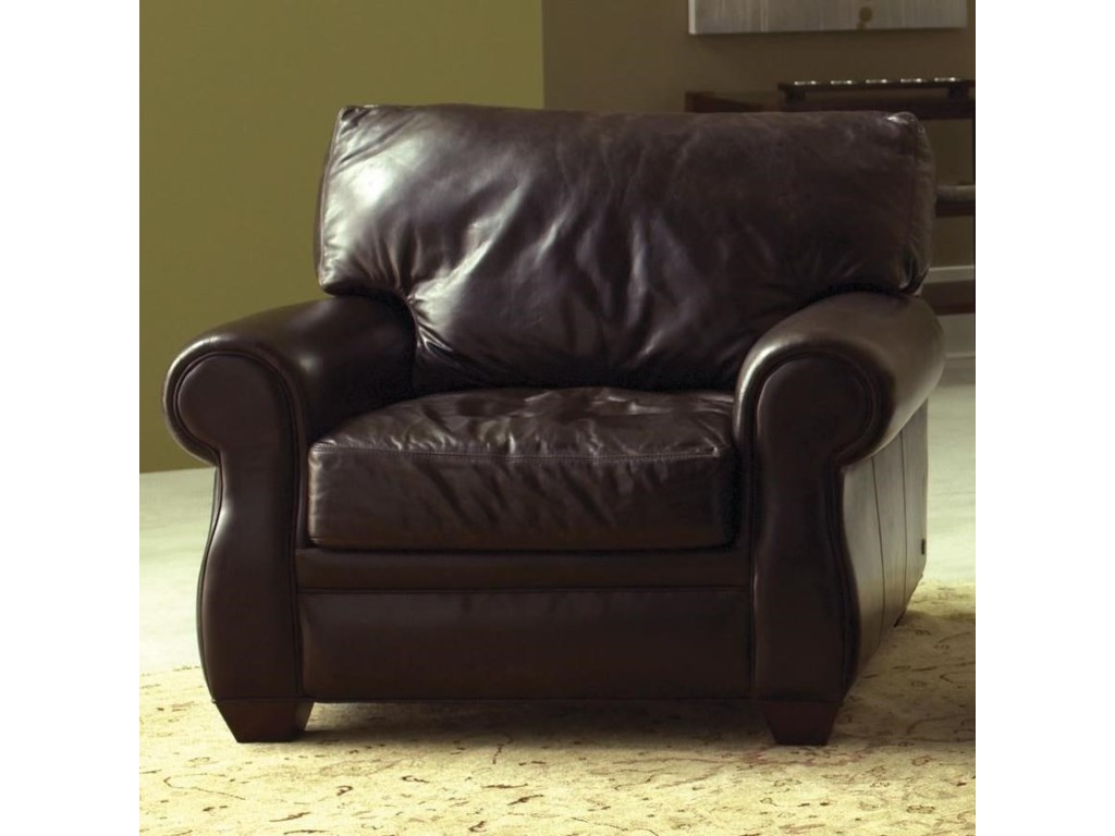 American Leather MorganChair