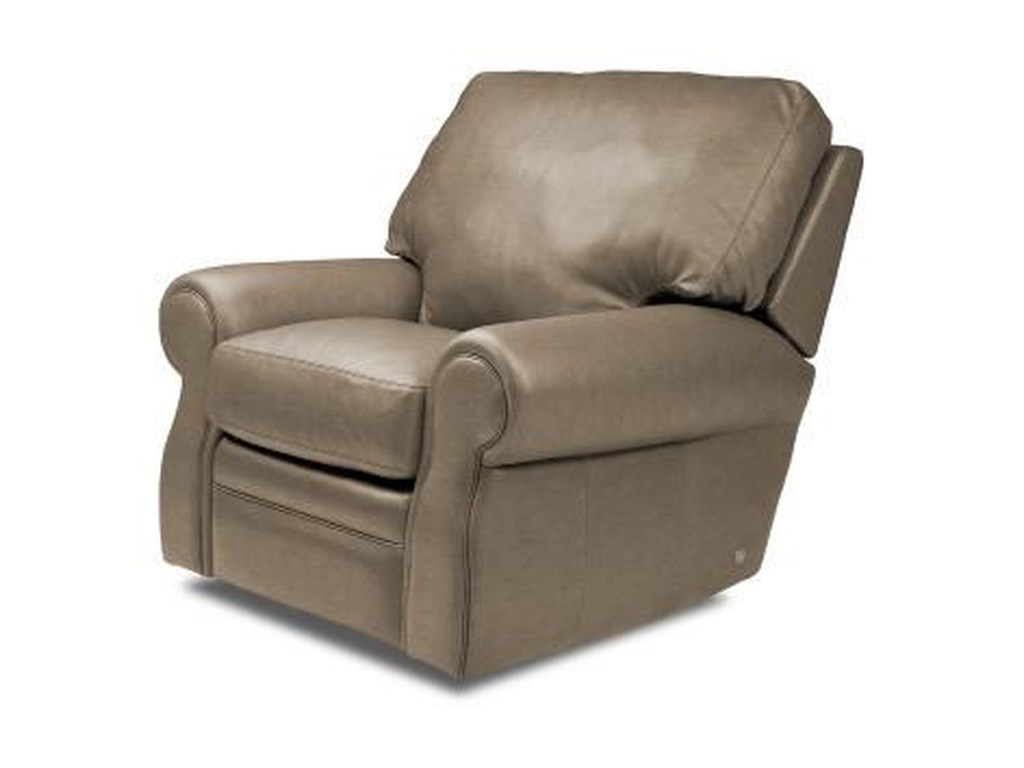American Leather MorganMorgan Swivel Recliner