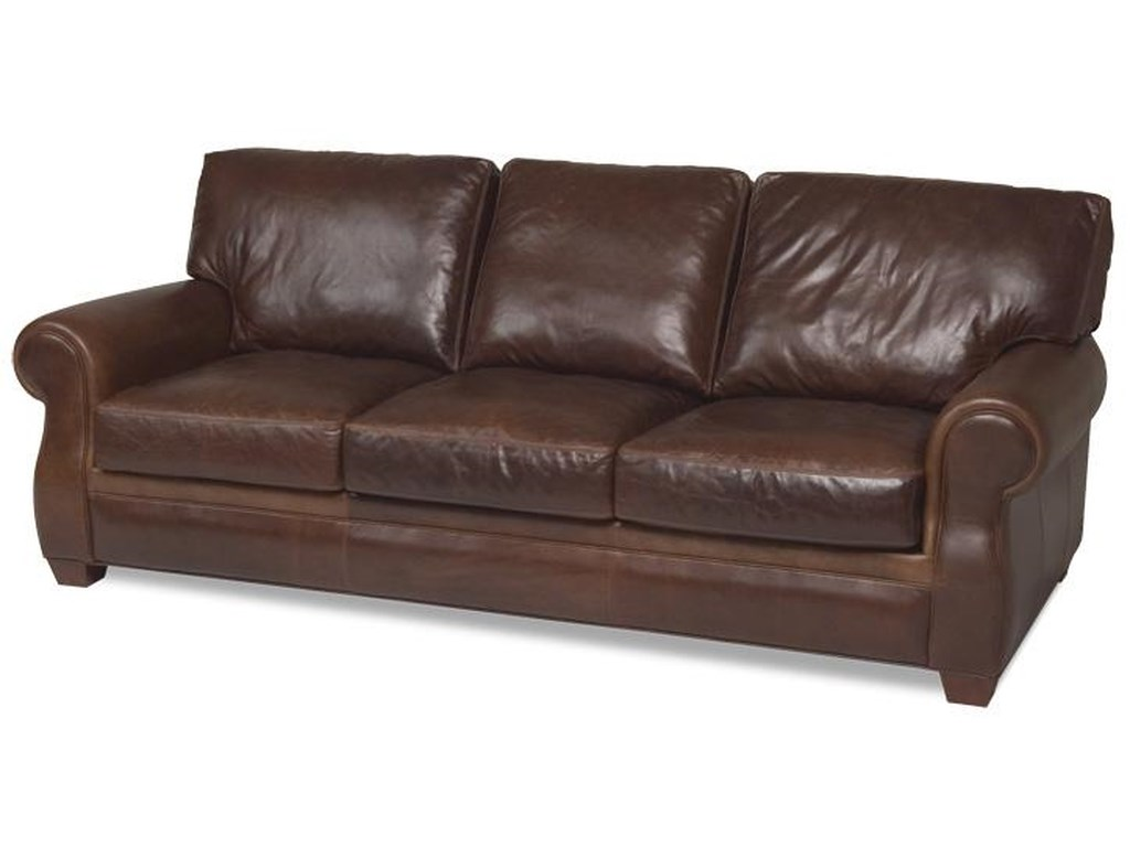 American Leather Morgan Morgan Leather Sofa  3ae85cd76