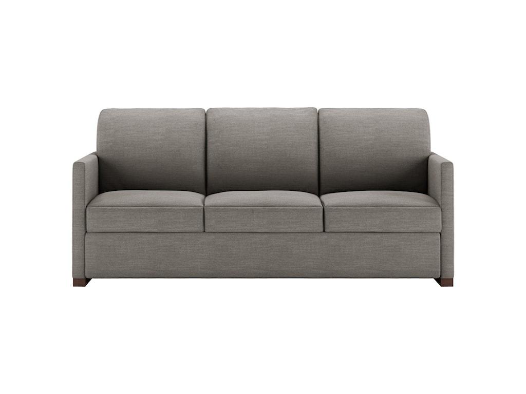American leather pearsonking sleeper sofa